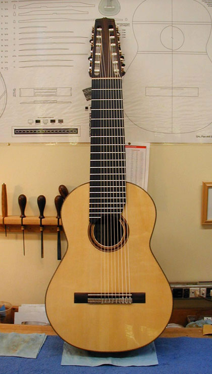 12 String Classical Guitar