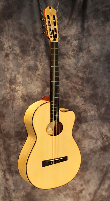 D'Aquisto Nylon Jazz Guitar